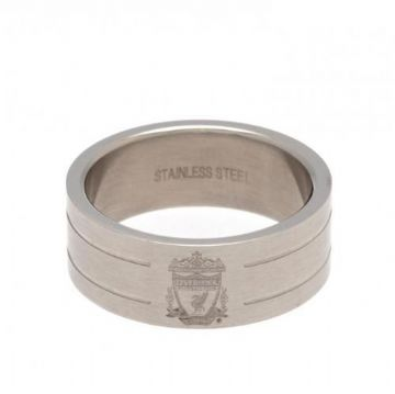 Liverpool FC Stripe Ring - Small
